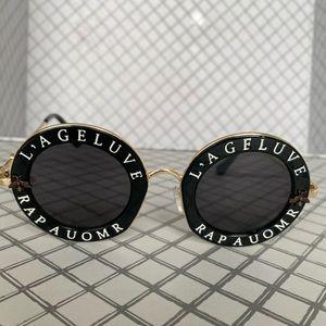 Black and White Sunglasses!